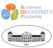 Logos of the Bulgarian Biodiversity Foundation, Botanical Garden of Bulgaria.