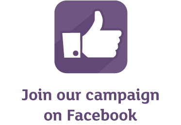 Join our campaign on Facebook